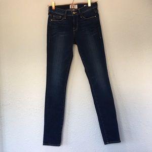 Frame 27 le skinny de jeanne jeans
